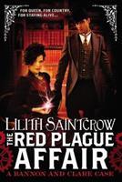 The Red Plague Affair 0316183733 Book Cover