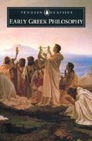 Early Greek Philosophy 0140444610 Book Cover