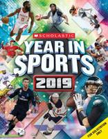 Scholastic Year in Sports 2019 133830979X Book Cover