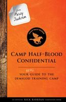 Camp Half-Blood Confidential 148478555X Book Cover