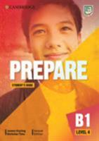 Prepare Level 4 Student's Book 110894826X Book Cover