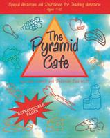 The Pyramid Cafe: 52 Pages, Perforated for Ease in Duplication, 8 1/2 X 11 Inches 0805403612 Book Cover