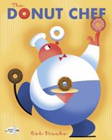 The Donut Chef (A Golden Classic) 0375844031 Book Cover