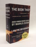 The Book Thief / I Am the Messenger 0553513141 Book Cover