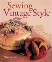 Sewing Vintage Style 1402722397 Book Cover