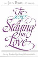 The Secret of Staying in Love 1559242809 Book Cover