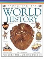 World History: Pocket-Sized Visual Reference Guide 0789406039 Book Cover