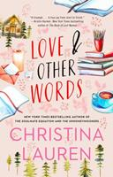 Love and Other Words 1501128019 Book Cover
