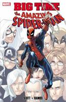 Spider-Man: Big Time 0785146245 Book Cover