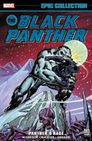 Black Panther Epic Collection Vol. 1: Panther's Rage 1302901907 Book Cover