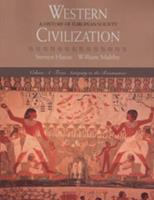 Western Civilization: A History of European Society, Volume A: From Antiquity to the Renaissance (Western Civilization) 0534545424 Book Cover