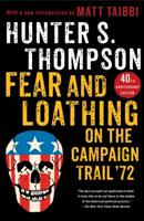 Fear and Loathing on the Campaign Trail '72 0446313645 Book Cover