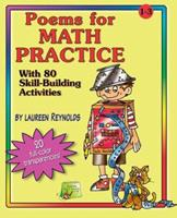 Poems for Math Practice with 80 Skill-Building Activities 1884548830 Book Cover