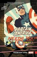 Captain America by Mark Waid: Promised Land 1302909932 Book Cover