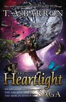 The Heartlight Saga 0147510325 Book Cover