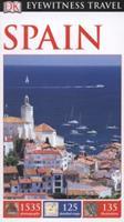 DK Eyewitness Travel Guide: Spain 1409329127 Book Cover