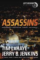 Assassins : Assignment: Jerusalem, Target: Antichrist 0842329277 Book Cover