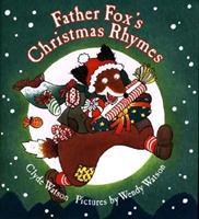 Father Fox's Christmas Rhymes 0312372744 Book Cover