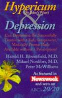 Hypericum (St. John's Wort) and Depression 0931580366 Book Cover