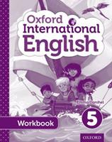 Oxford International Primary English Student Workbook 5 0198388829 Book Cover