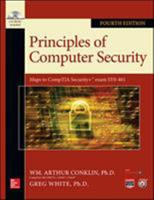 Principles of Computer Security, Fourth Edition 0071835970 Book Cover
