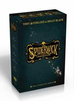The Spiderwick Chronicles: The Complete Set 1442487984 Book Cover