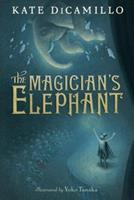 The Magician's Elephant 0763644102 Book Cover