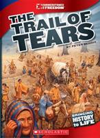 The Trail of Tears (Cornerstones of Freedom: Third Series) 0531281671 Book Cover