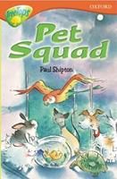 Oxford Reading Tree: Stage 13: TreeTops: More Stories B: Pet Squad (Treetops Fiction) 019918402X Book Cover