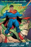 Superman - Action Comics: The Oz Effect 1401287867 Book Cover