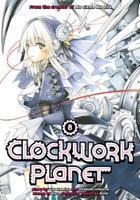 Clockwork Planet, Vol. 8 1632366207 Book Cover