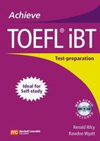 Achieve Toefl® I Bt: Test Preparation Guide 0462004473 Book Cover