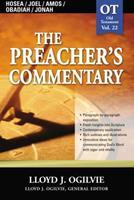 Preacher's Commentary, Vol. 22: Hosea/Joel/Amos/Obadiah/Jonah 0849904269 Book Cover