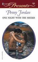 One Night With The Sheikh (Arabian Nights) (Harlequin Presents, 2332) 0373123329 Book Cover