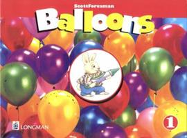 Balloons Student Book Level 1 0201351196 Book Cover