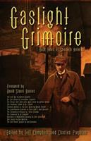 Gaslight Grimoire: Dark Tales of Sherlock Holmes 1894063171 Book Cover