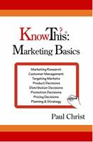 Knowthis: Marketing Basics 0982072201 Book Cover