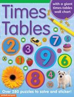 TIMES TABLE STICKER BOOK (Sticker Books) 1906572887 Book Cover
