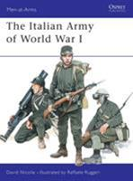 The Italian Army of World War I (Men-at-Arms) 1841763985 Book Cover