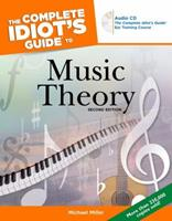 The Complete Idiot's Guide to Music Theory, 2nd Edition (The Complete Idiot's Guide)