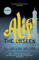 Alif the Unseen 0802120202 Book Cover