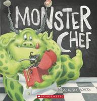 Monster Chef 1443128813 Book Cover