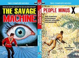 People Minus X & the Savage Machine 1612872905 Book Cover