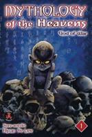Mythology Of The Heavens Book 1: God Of War (Mythology of the Heavens) 1586649108 Book Cover