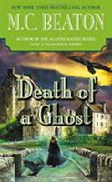 Death of a Ghost 1455558303 Book Cover