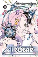 Air Gear, Vol. 11 0345508149 Book Cover