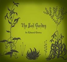 The Evil Garden 0764958852 Book Cover