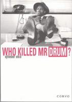 Who Killed Mr. Drum? 0954325516 Book Cover