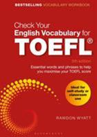 Check Your English Vocabulary for TOEFL (Check Your Vocabulary) 1408153920 Book Cover