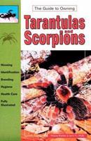 Tarantulas and Scorpions 0793802598 Book Cover